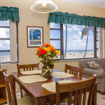 Newly renovated suites with oceanview