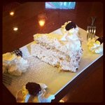 coconut cake was amazing!