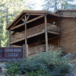 Decks on John Muir Lodge