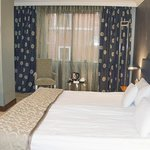Hotel room of Best Western Thracia Hotel