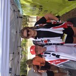 Team Finishers at Shep 70.3
