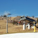 Example of ski lift