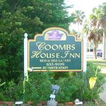 Foto de Coombs House Inn