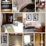 Our beautiful suite!