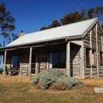 Red Gum Log Cottage