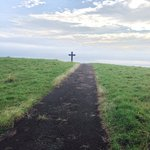 walk to the HANA Cross