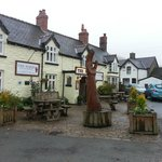 The Hand at Llanarmon resmi