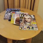 Holiday Inn Ariel - Magazine selection