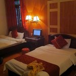 room at sapa luxury hotel