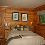 Foto de Across The Creek Cabins