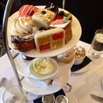 Afternoon tea yum!!