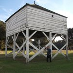 Old winnowing shed