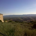 The valley from Assisi