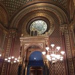 Magnificently restored Spanish Synagogue