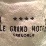 Φωτογραφία: Grand Hotel Grenoble Centre
