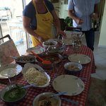 CookinIsrael: Setting the Table for Lunch