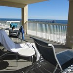 Balcony of 5th Floor Oceanfront Suite