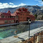 Bilde fra Glenwood Hot Springs Lodge