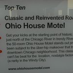 Foto de Ohio House Motel