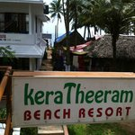 Foto de Keratheeram Beach Resort