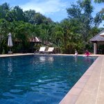 swimming pool view 1