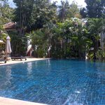 swimming pool view 2