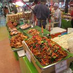 Market in the Korat Mall!
