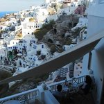 Foto de Art Maisons Luxury Santorini Hotels Aspaki & Oia Castle