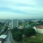 Ipoh city center day time view