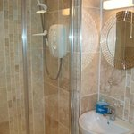 Clean and modern en suite shower rooms