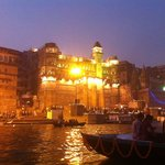 Varanasi by night
