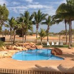 Photo de Exmouth Cape Holiday Park