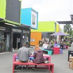 Restart Shipping Container shops