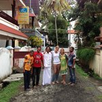 Backpacker Holidays Guest House Kochin resmi