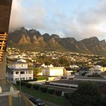 View from balcony of Twelve Apostles