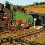 Don't miss a ride on the train at Haskovo