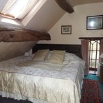 keepers cottage upstairs bedroom