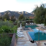 Foto de DOMAINE MALIKA Atlas mountains Hotel