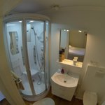 Ensuite Bathrooms with Shower cubicle