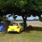 Foto de Beachside Holiday Park