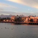 Loreto waterfront