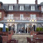The beautiful Wherry Hotel