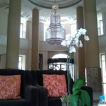 I took this sitting in the lobby whilst checking e-mails...Free Wifi in the lobby. Terrific!
