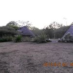 Foto de Rhino River Lodge