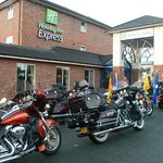Holiday Inn Express Lichfield resmi