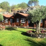Etna Hut bed and breakfast Foto