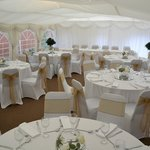 Marquee Available for Weddings
