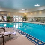 Huge Indoor Heated Pool