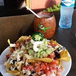 Nachos were SO good!