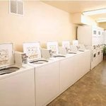 24 Hour Laundry Facilities